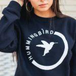 Sudadera Hummingbird Clothing mujer 2