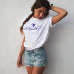 camiseta classic hummingbird clothing