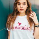 camiseta hummingbird clothing