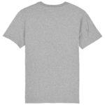 camiseta hummingbird clothing gris mezcla