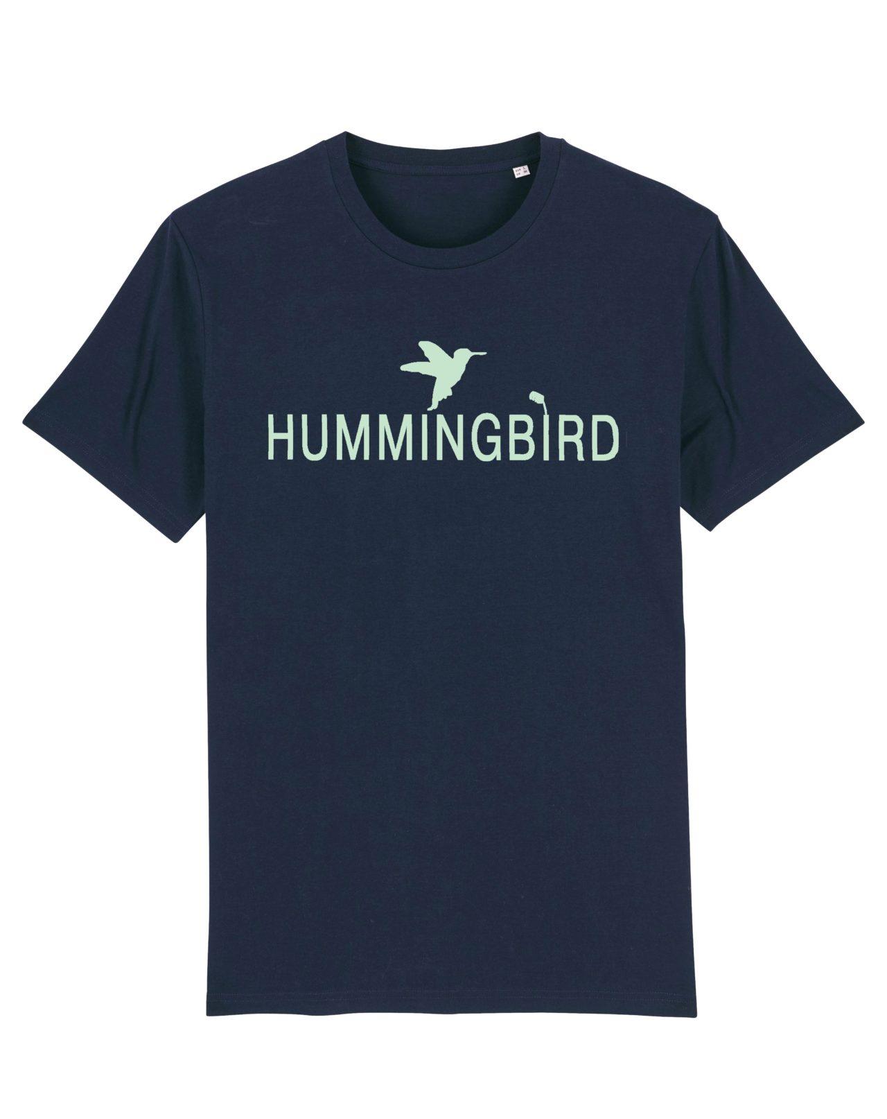 camiseta classic azul marino - menta