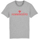 camiseta classic gris mezcla - hibiscus