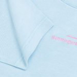 Pastel Shades Hummingbird Clothing - Azul (1)